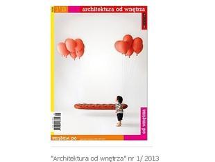 """E-wydanie magazynu """"Architektura od wnętrza"""" - czytaj online"""