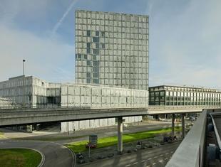 Wiel Arets Architects: nowy biurowiec firmy Allianz w Zurychu