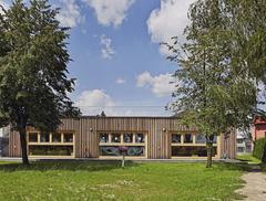 Rozbudowa przedszkola w Paniówkach