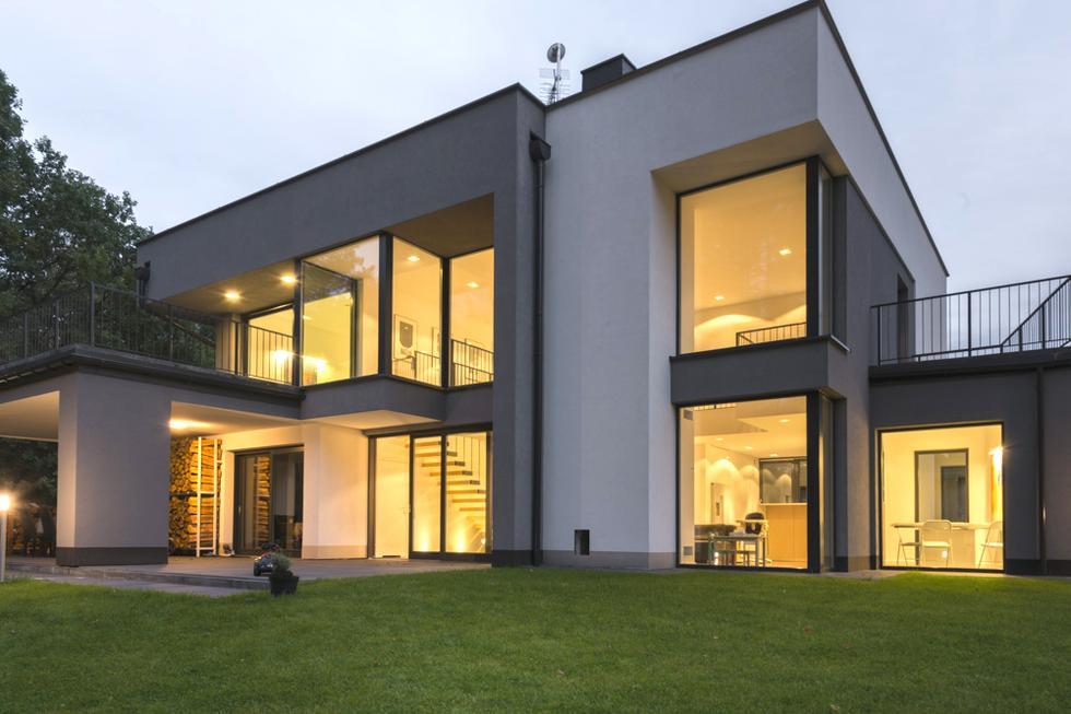 Dom z widokiem - przeszklenia we współczesnej architekturze