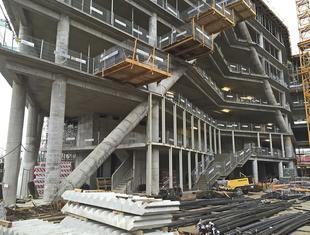 Migocąca fasada i szklane stropy – o koncepcji biurowca Bałtyk Paweł Natkaniec i Karol Olechnicki