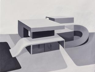 """""""Architektura w hiszpańskim malarstwie XXI wieku"""" - wystawa"""