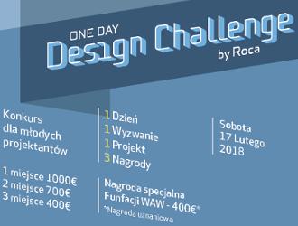 Roca One Day Design Challenge - edycja polska