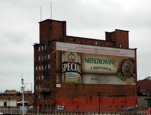 Gdańsk z uchwałą krajobrazową? Bez wyklejonych witryn i reklam na fasadach