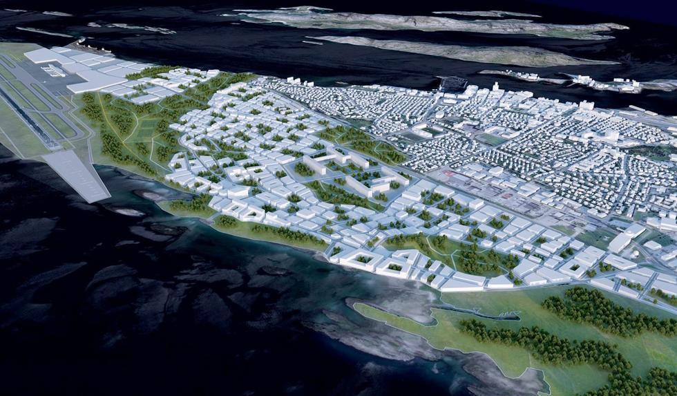 Bodø – inteligentne miasto na dalekiej Północy. Rozmowa z urbanistą Jonasem Bjørklundem